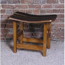 Winemaster's Stave Entryway Bench