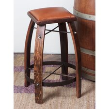 "Stave 28"" Bar Stool with Cushion"