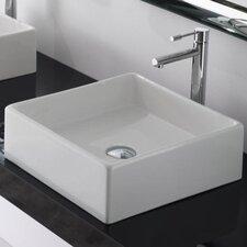 Teorema Vessel Bathroom Sink