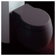 Planet Floor Mounted Round Toilet Bowl Only