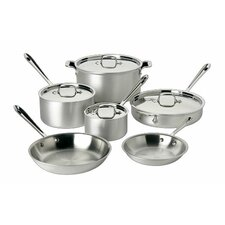 Master Chef 10 Piece Cookware Set