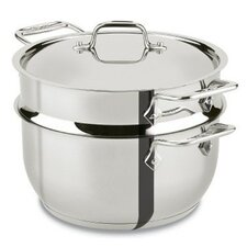 Specialty Cookware 5 qt. Steamer with Lid