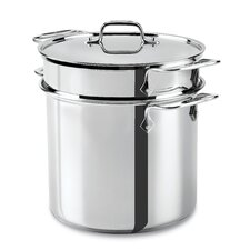 8-qt. Multi-Cooker with Lid