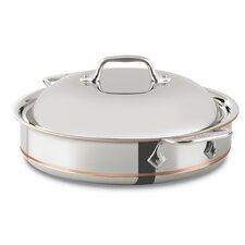 Copper Core 3-qt. Saute Pan with Lid