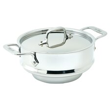 2-5 qt. Steamer with Lid