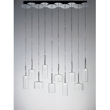 Spillray 10 Light Chandelier
