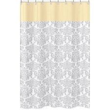 Avery Cotton Shower Curtain