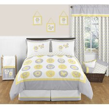 Mod Garden Full/Queen Bedding Collection