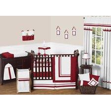 Hotel 9 Piece Crib Bedding Set