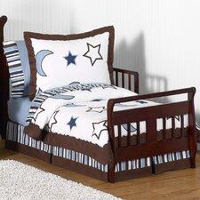 Starry Night 5 Piece Toddler Bedding Set