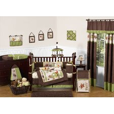Turtle 9 Piece Crib Bedding Set