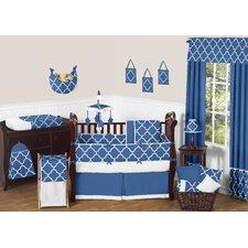 Trellis 9 Piece Crib Bedding Set