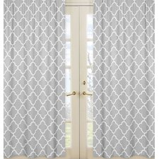 Trellis Curtain Panel (Set of 2)