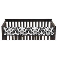 Isabella Long Crib Rail Guard Cover