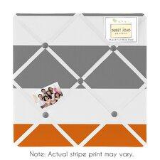 Stripe Memo Board