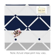 Stripe Memo Board