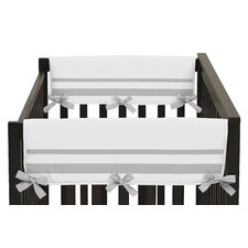 Hotel Side Crib Rail Guard Cover (Set of 2)