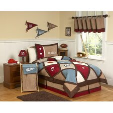 All Star Sports Kid Comforter Collection