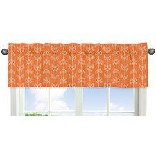 Arrow Print Curtain Valance
