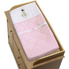 Ballerina Collection Changing Pad Cover