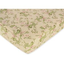 Annabel Fitted Crib Sheet