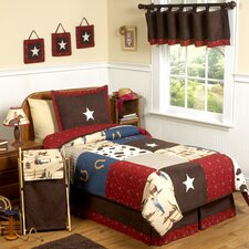 Wild West Cowboy Kid Bedding Collection