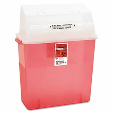 3-Gal Patient Room Sharps Container