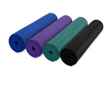 "0.25"" Yoga Mat with Anti Microbial Solution"