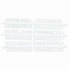Character Letters and Numbers Set (Set of 144)