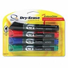 Enduraglide Dry Erase Markers (Set of 4)