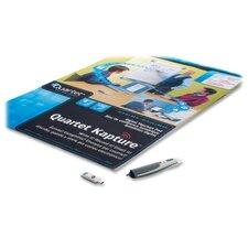 Digital Flipchart Starter Kit, 1 Digital Pen, 30 Sheet Pad