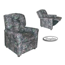 Conceal Kids Four Button Recliner