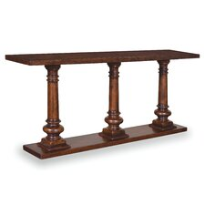 Whiskey Console Table