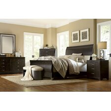 Greenpoint Sleigh Customizable Bedroom Set