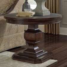Chateaux End Table