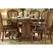 Old World Extendable Dining Table