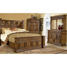 Marbella Panel Customizable Bedroom Set