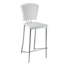 "Tracy 30"" Bar Stool with Cushion (Set of 2)"
