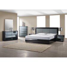 Venice Panel Customizable Bedroom Set