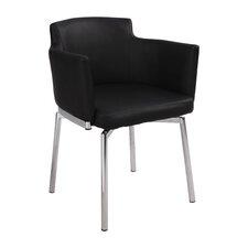 Dusty Club Style Swivel Arm Chair (Set of 2)