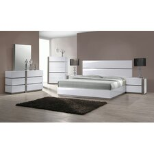 Manila Panel Customizable Bedroom Set
