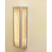 V-II 2 Light Rectangle Wall Sconce