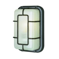 Outdoor 1 Light Sconce