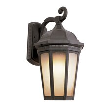 Tea Chateau 1 Light Outdoor Wall Lantern