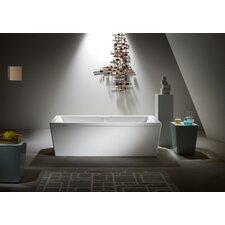 """Conoduo 75"""" x 35"""" Soaking Bathtub"""