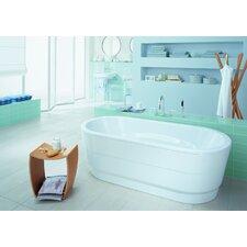 "Vaio Duo 71"" x 32"" Soaking Bathtub"