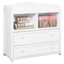 Leila 2 Drawer Changing Dresser