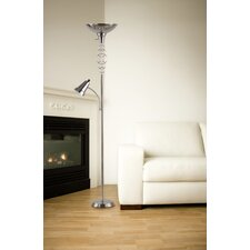 Halo Torchiere Floor Lamp
