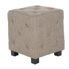Duncan Tufted Cube Ottoman