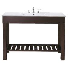 """Loft 49"""" Single Bathroom Vanity Set"""